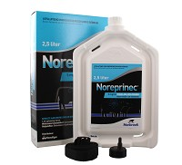NOREPRINEC POUR-ON MELKVEE 2.5 L. URA